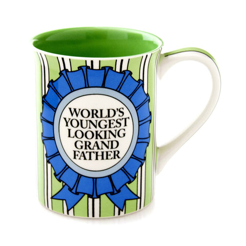Youngest Grandfather Mug