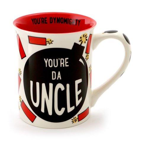 You're the Uncle Mug
