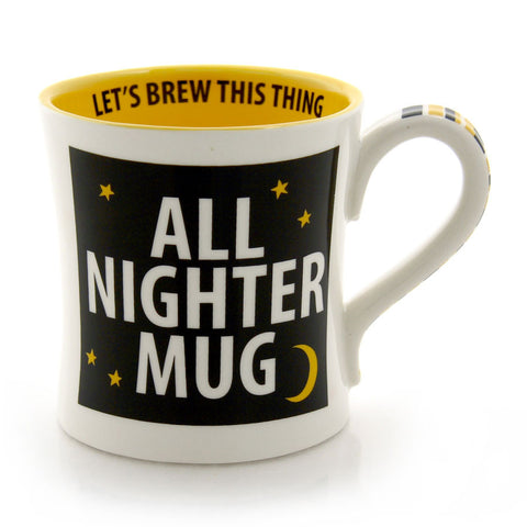 All Nighter Oversized Mug 22Oz