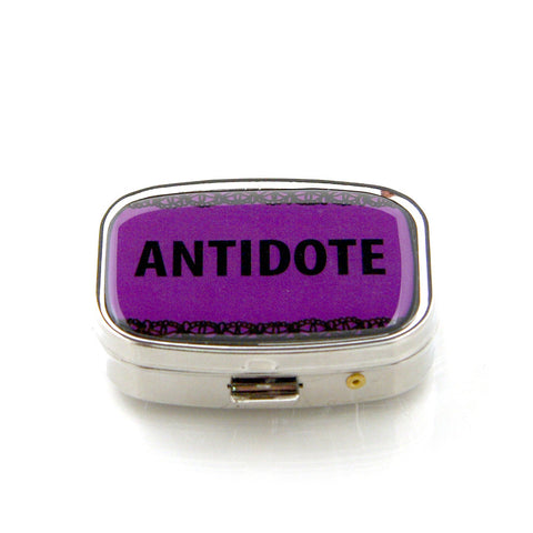 Anidote  Pill Box