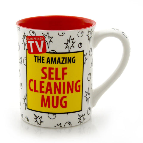 As Not Seen On Tv Mug