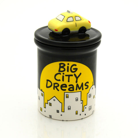 Big City Dreams Jar