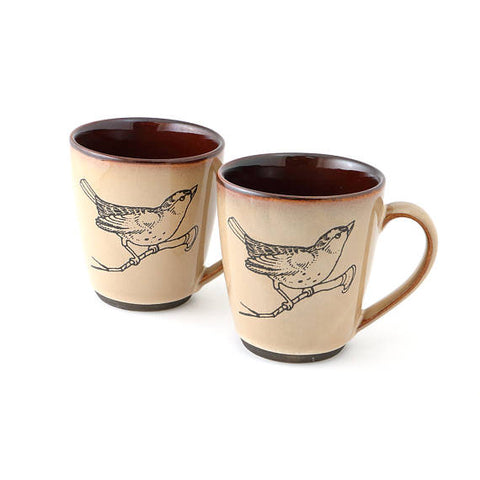 You Are Awesome Bird Mug Set