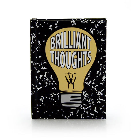 Brilliant Thoughts Journal