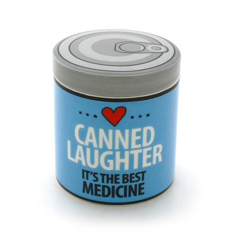 Canned Laughter Jar