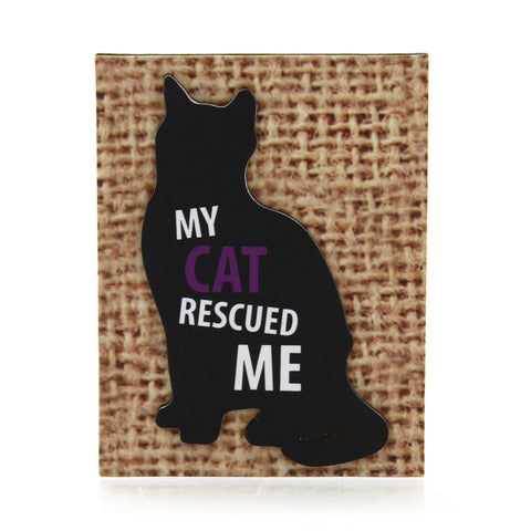 Cat Rescue Magnet