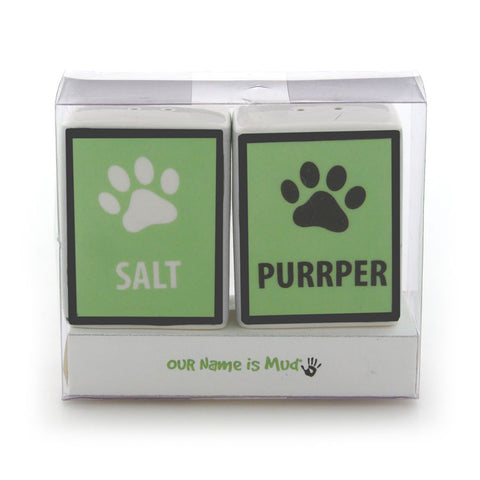 Cat Salt and Pepper Set-ONIM