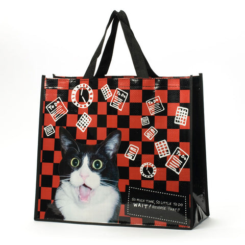 Cat Tote Hoots N' Howlers