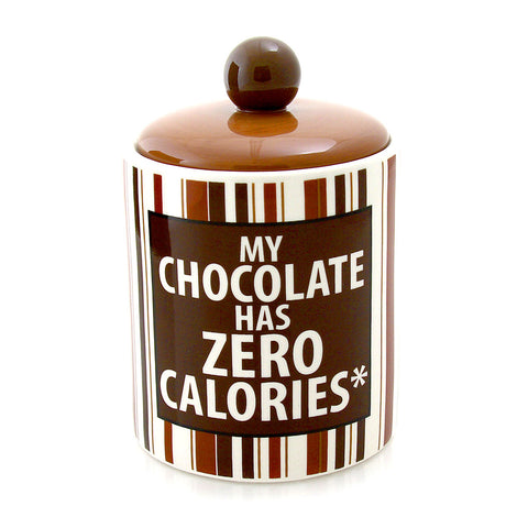 Chocolate Covered Jar