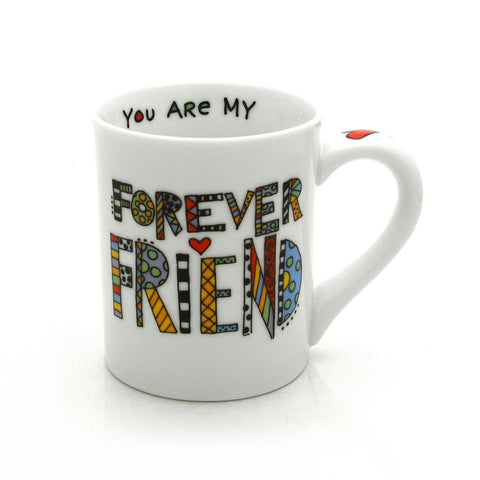 Cuppa Doodle Forever Friend Mug
