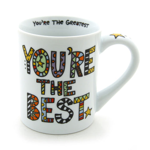 Cuppa Doodle You're The Best Mug