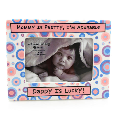 Daddy Is Lucky Frame