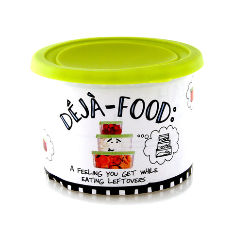 Deja - Food Container with Lid- Hoots N' Howlers
