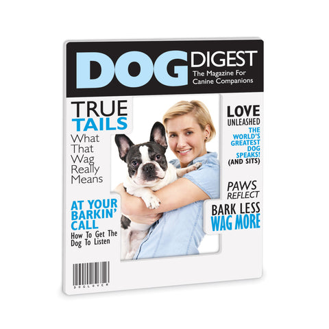 Dog Life Magazine Frame