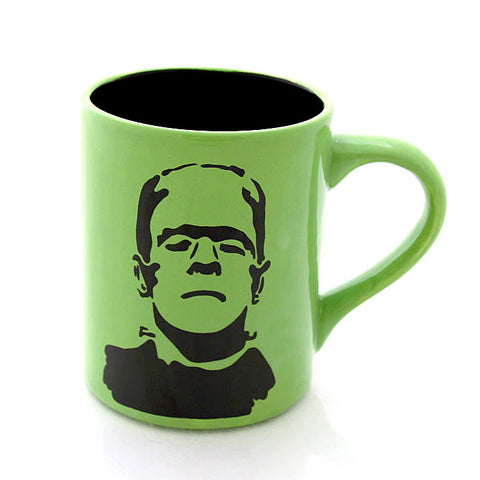 Frankenstein Mug, Friend Good, Halloween Mug-MADE IN USA