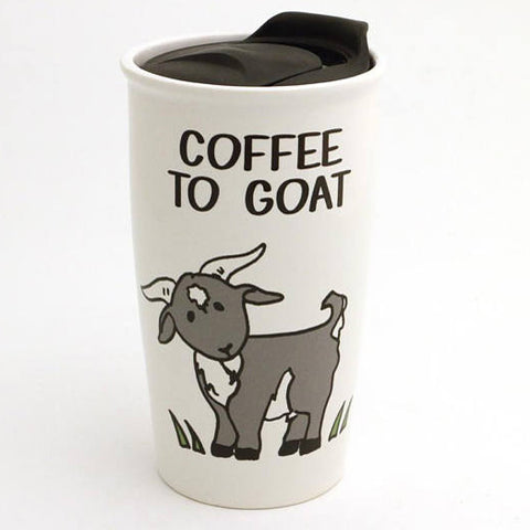 Goat Eco Travel Mug