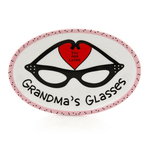 Grandma's Glasses Tray