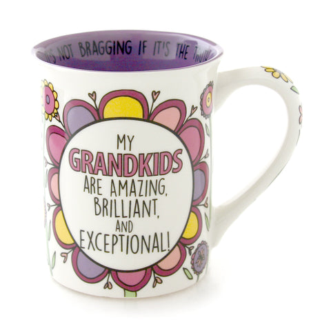 Grandmothers Grandkids Mug