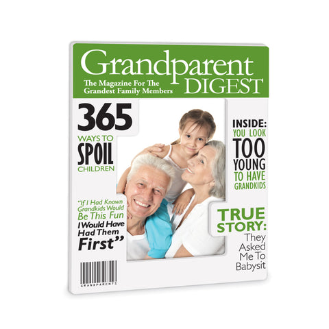Grandparent Digest Magazine Frame
