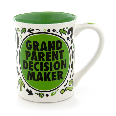 Grandparent Spinner Mug