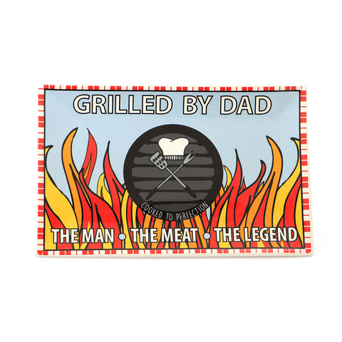 Grilled By Dad Platter