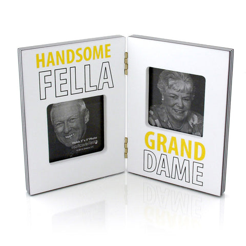 Handsome Fella Frame