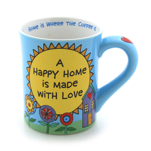 Happy Home Mug