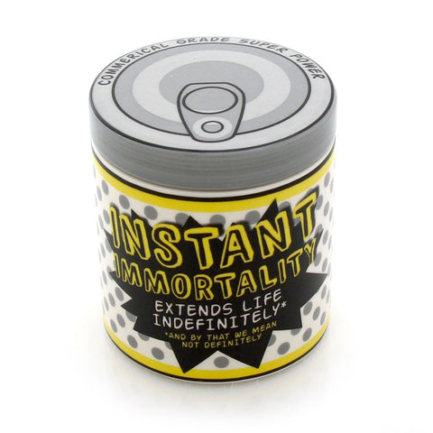 Instant Immortality Jar