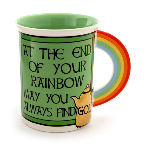 Irish Rainbow Mug