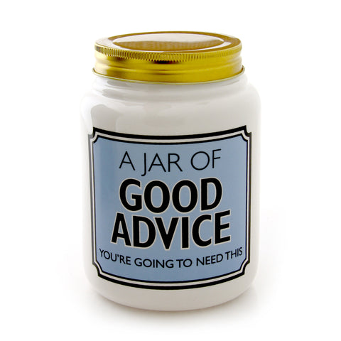 Jar of Good Advice - Large