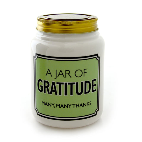 Jar of Grattitude - Large