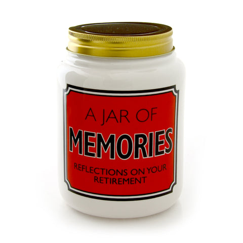 Jar of Memories - Large