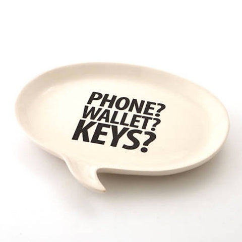 Phone Wallet Key Plate