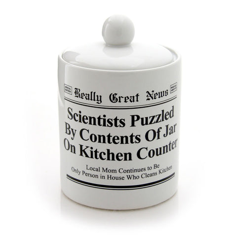 Kitchen Counter Jar RGN