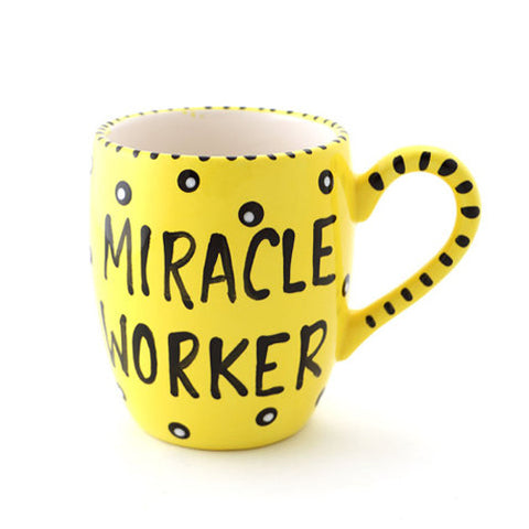 Miracle Worker Mug - As Seen on Criminal Minds