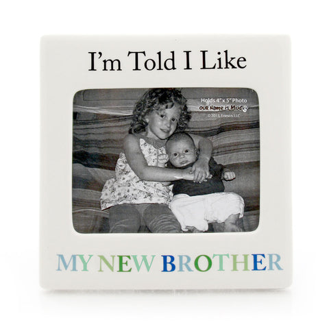 New Brother Photo Frame