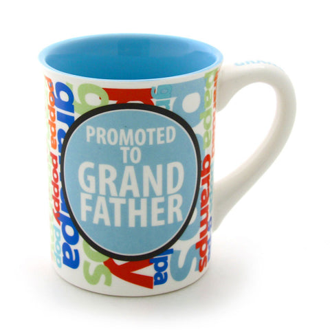 Promoted Grandfather Mug