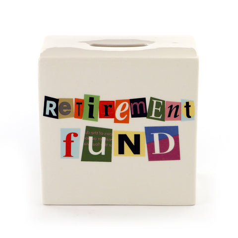 Ransom Note Retirement Bank
