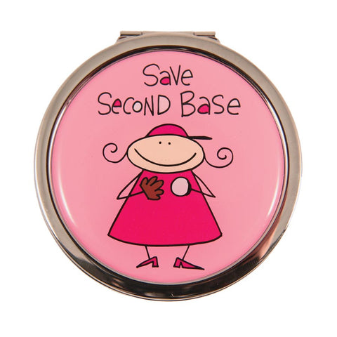 Save Second Base Compact