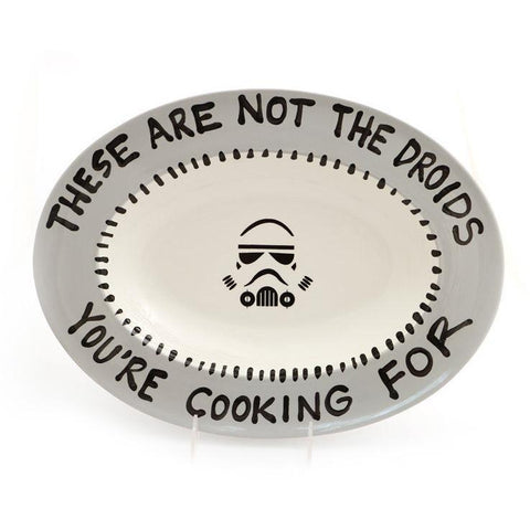 Star Wars Droids Serving Platter