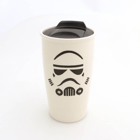 Storm Trooper Eco Travel Mug