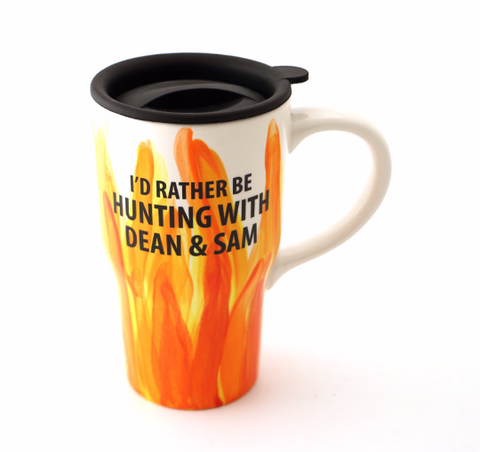Supernatural - Winchester Brothers Travel Mug