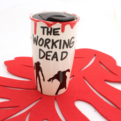 Working Dead Eco Travel Mug
