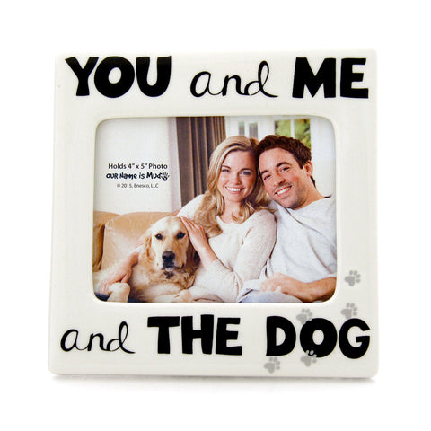 You and Me and the Dog Frame