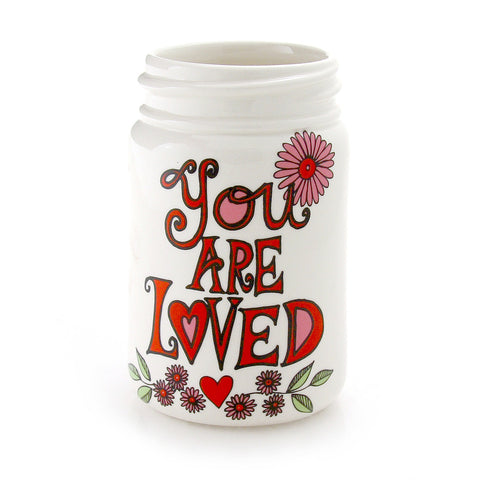 You Are Loved Jar