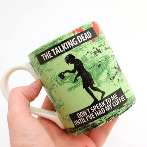 Zombie Serum Mug - The Talking Dead