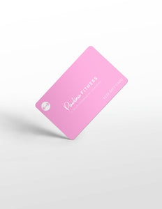 Paulina Fitness Gift Card