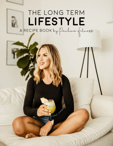 The Long Term Lifestyle Recipe Ebook