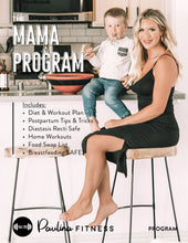 Load image into Gallery viewer, The Paulina Fitness Mama Ebook
