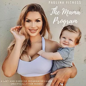 The Paulina Fitness Mama Ebook